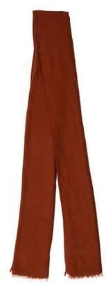 Loro Piana Solid Cashmere & Silk-Blend Scarf
