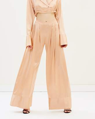 Super Wide Leg Relaxed Pants