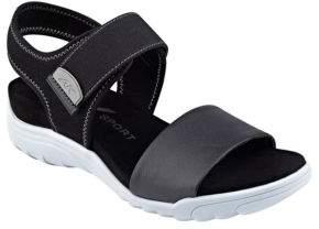 Anne Klein Grassland Athletic Sandals $75 thestylecure.com