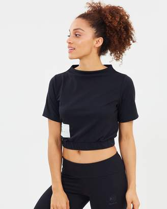 Reebok Advanced Crop Tee