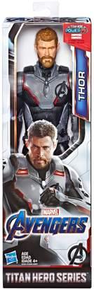 Marvel Avengers: Endgame Titan Hero Power FX Port Thor Action Figure E3309-E3921