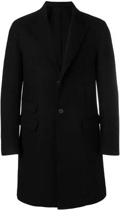 Neil Barrett classic single-breasted coat