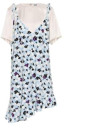 Kenzo Floral Jumper dress