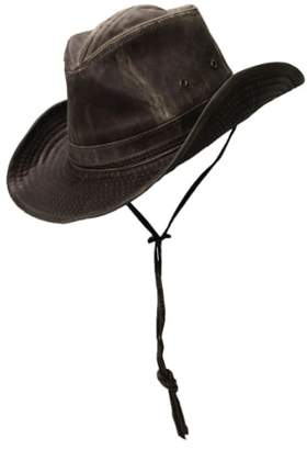 Scala Cotton Blend Outback Hat