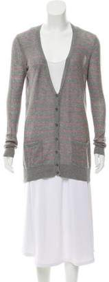 DKNY Long Sleeve Knit Cardigan