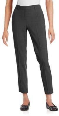 Theory Testra Stretch Wool-Blend Pants