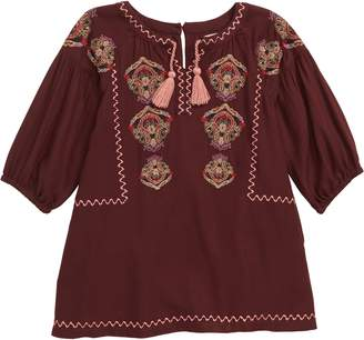 Peek Aren't You Curious Adela Embroidered Dress