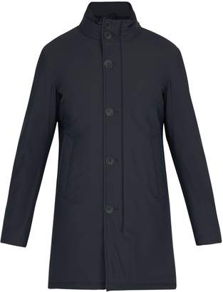 Herno High-collar down-filled coat