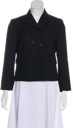 3.1 Phillip Lim Virgin Wool Double-Breasted Blazer