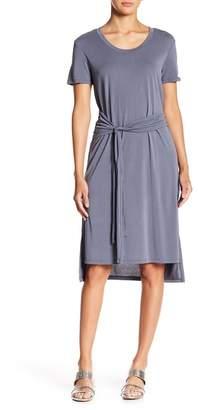 14th & Union Side Tie Tee Dress (Regular & Petite)