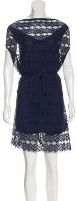 Calypso Lace Mini Dress