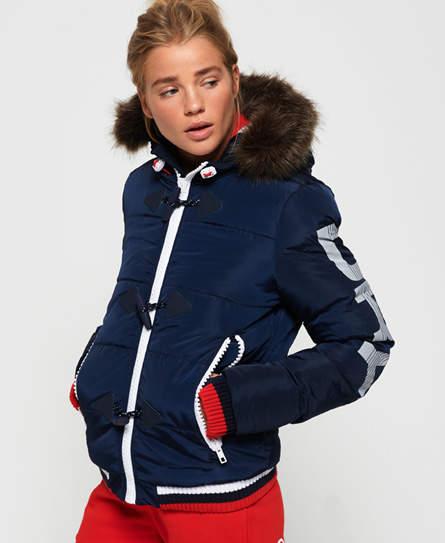 Sportswear Snorkel Puffer Jacket