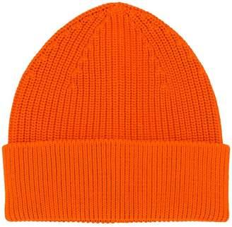 87e5ae67 Mens Orange Beanie - ShopStyle UK