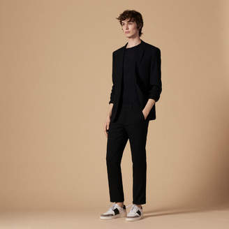 Sandro Light and flowing suit trousers