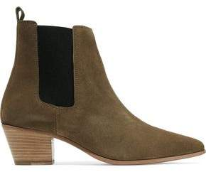 IRO Suede Ankle Boot