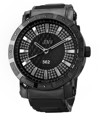 JBW Men's 562 Diamond & Crystal Watch