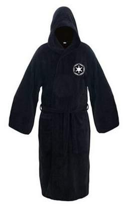 Star Wars BFJ Galactic Empire Darth Vader Sith Bath Robe Unisex Bathrobe Costume