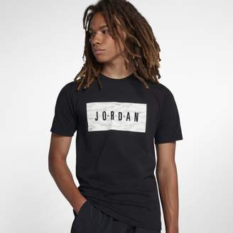 Nike Jordan Sportswear Tech WNT Men's Graphic T-Shirt