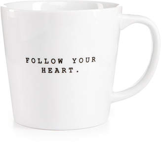 The Cellar Closeout! Follow Your Heart Mug, Created for Macy's