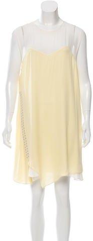 3.1 Phillip Lim3.1 Phillip Lim Silk Contrast Dress