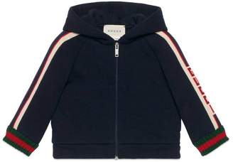 Gucci Baby sweatshirt with stripe