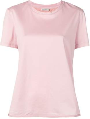 Moncler box pleat T-shirt