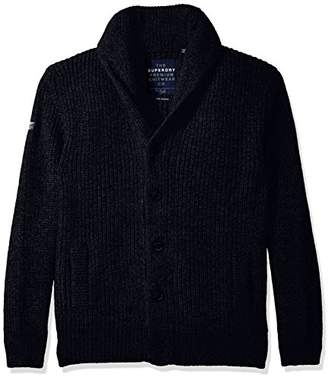 Superdry Men's Shawl Cardigan