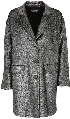 Moschino Glitter Coat