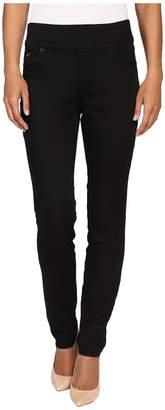 FDJ French Dressing Jeans D-Lux Denim Pull-On Slim Jegging in Ebony Women's Jeans