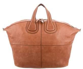Givenchy Medium Nightingale Bag Cognac Medium Nightingale Bag