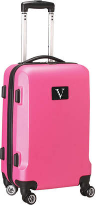 """ABS by Allen Schwartz Mojo Licensing 21"""" Carry-On Hardcase Spinner Luggage - 100% With Letter M"""