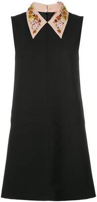 No.21 beaded shift dress