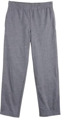 Tek Gear Boys 8-20 Lightweight Jersey Open Bottom Pant in Regular & Husky