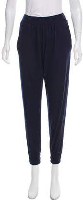 Mother of Pearl High-Rise Wool Pants