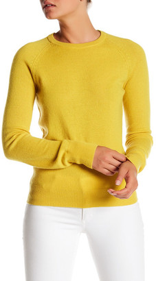Equipment Sloane Crew Neck Cashmere Sweater $268 thestylecure.com