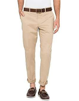 Paul Smith Cotton Elastane Mid Fit Chino