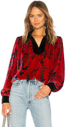 House Of Harlow x REVOLVE Rebecca Blouse