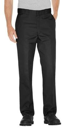 Dickies® Men's Regular Straight Fit Twill Work Pants with Extra Pocket $29.99 thestylecure.com