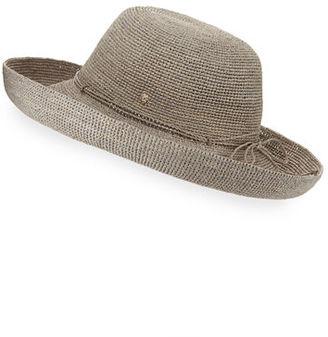 Helen Kaminski 12 Provence Raffia Hat $225 thestylecure.com