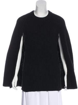 3.1 Phillip Lim Wool-Blend Knit Cape