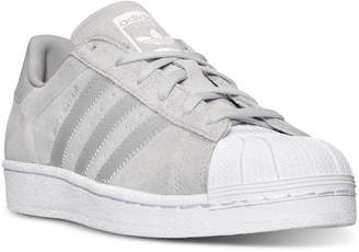 adidas Women's Superstar Casual Sneakers from Finish Line $84.99 thestylecure.com
