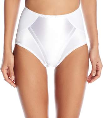 Wonderbra Women's Firm Control Full Brief Panty