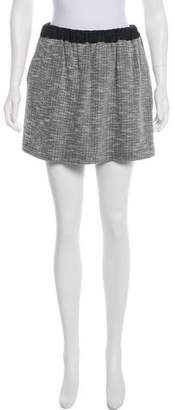 Tibi Tweed Mini Skirt w/ Tags