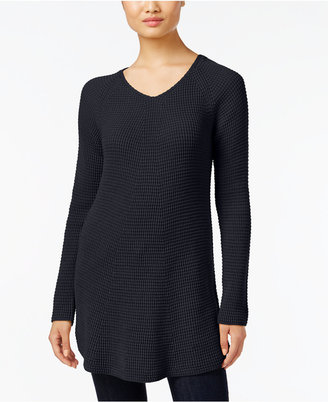 Style & Co. Waffle-Knit Tunic Sweater, Only at Macy's $54.50 thestylecure.com