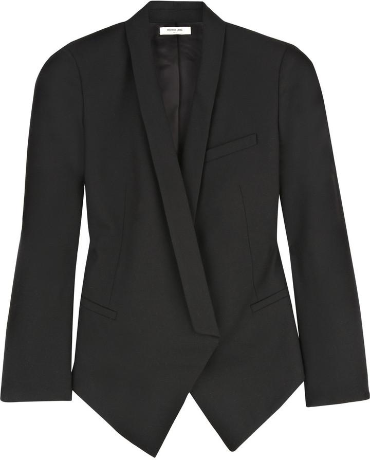 Helmut Lang Smoking tuxedo jacket