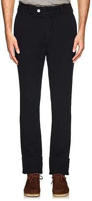 N. Max 'n Chester MAX 'N CHESTER MEN'S BARON COTTON-LINEN TROUSERS