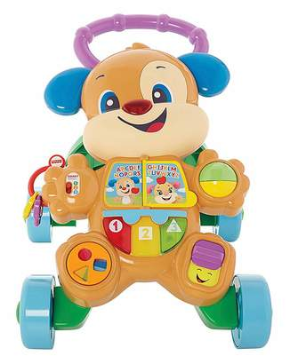 Fisher-Price Smart Stages Learn with Puppy Walker