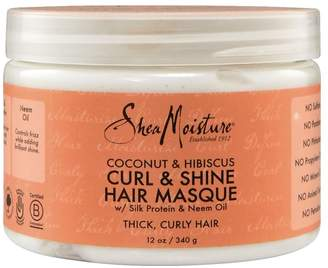 Shea Moisture Sheamoisture Coconut & Hibiscus Curl and Shine Hair Masque