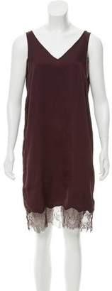 AllSaints Sleeveless Slip Dress