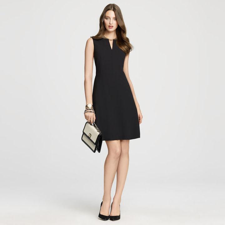 Anne Klein Platinum A Line Dress